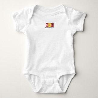 Bekläda för NOP-spädbarn Tee Shirts
