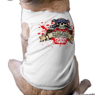 Bekläda för Thughusdjur Husdjurströja