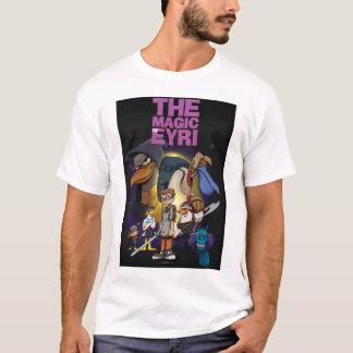 """""""Bekläda täcker"""" magi av den Eyri skjortan T-shirts"""