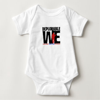 Beklagansvärt ha på sig vi för den beklagansvärda t-shirt