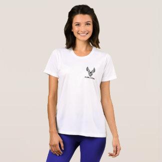 Beklär den fick- logotypen för den PoM svarten T Shirts