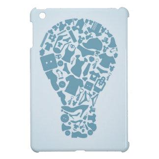 Beklär en kula iPad mini mobil skal