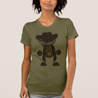 Bekymrad Cowboy - Tee Shirts