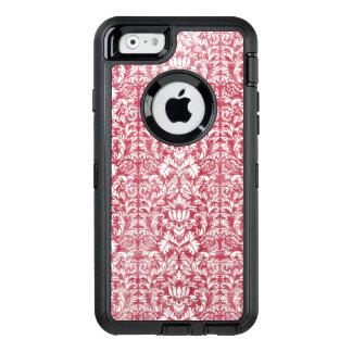 Bekymrad damast för romantiska rosor OtterBox iPhone 6/6s fodral