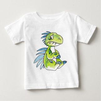 Bekymrad DinosaurspädbarnT-tröja T-shirt