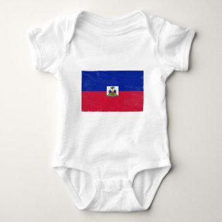 Bekymrad haitier flagga tshirts