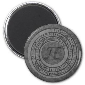 Bekymrad Pi till 125 Magnet