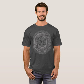 Bekymrad Pi till 125 T-shirts