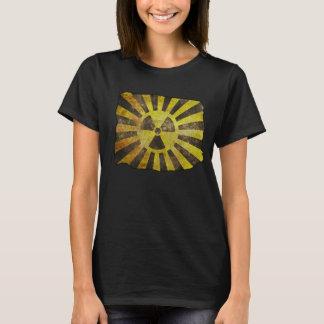 Bekymrad radioaktiv T-tröja för vintage T Shirts