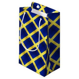 Bekymrat svenskflaggasymbol