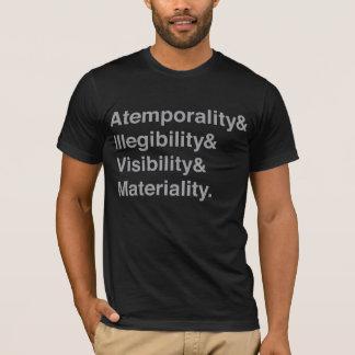 Belägen systemt-skjorta (manar snitt) tröja