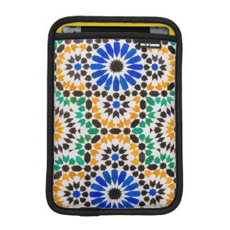 Belägga med tegel dekoration på den Bahia slotten iPad Mini Sleeve