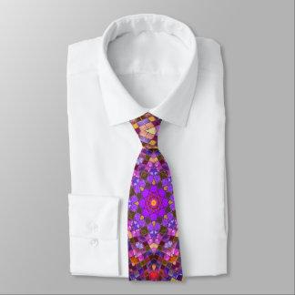 Belägga med tegel tien för kaleidoscopen    för slips