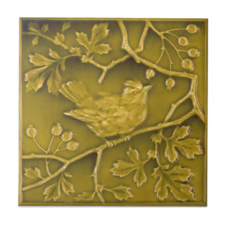 Belägger med tegel den keramiska antika kakelplatta