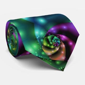 Belägger med tegel den kosmiska ron för fractalen slips