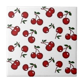 Belägger med tegel Rockabilly röda körsbär för RAB Kakelplatta