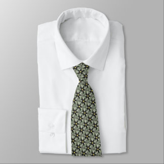 Belagt med tegel exotiskt slips