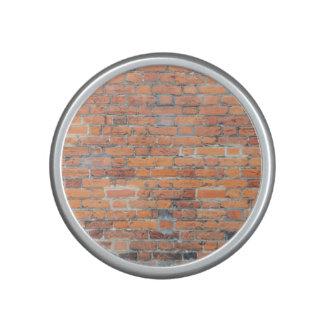Belagt med tegel mönster för struktur för bluetooth speaker