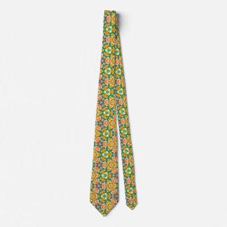 Belagt med tegel repetitionmönster för akryl slips