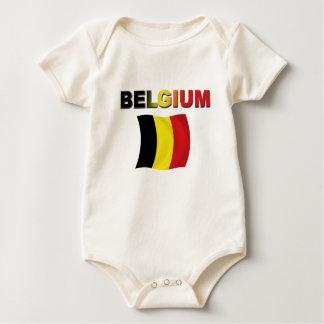 Belgien flagga bodies