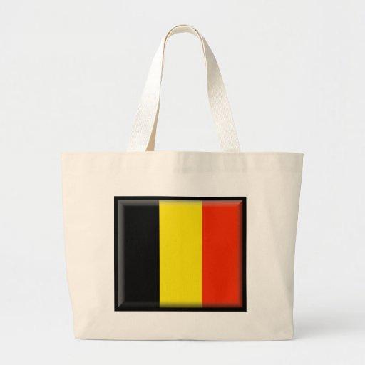 Belgien flagga kassar