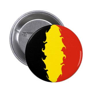 Belgien flagga nål