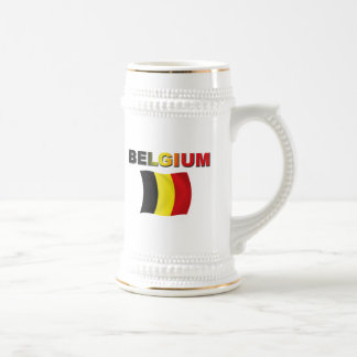 Belgien flagga sejdel