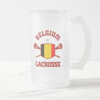 Belgien Frostat Ölglas