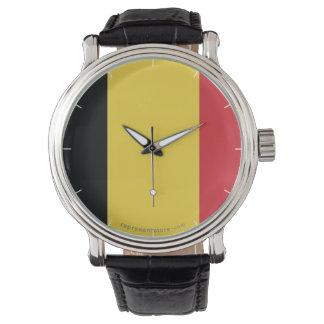 Belgien slättflagga