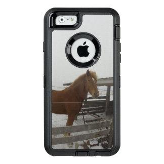 Belgisk häst OtterBox iPhone 6/6s fodral