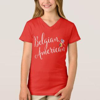 Belgisk skjorta för utslagsplats för tröjor