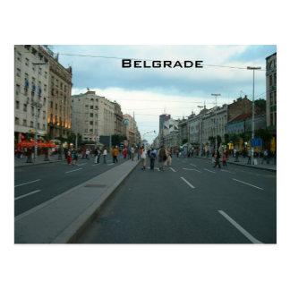 Belgrade Vykort
