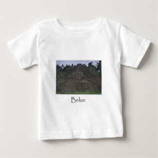 Belize Mayan tempel i Central America T Shirts