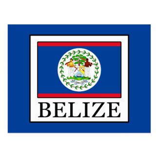 Belize Vykort