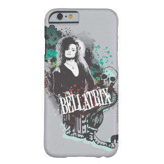Bellatrix Lestrange grafisk logotyp Barely There iPhone 6 Skal