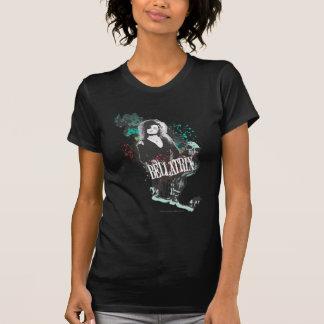 Bellatrix Lestrange grafisk logotyp Tee Shirt