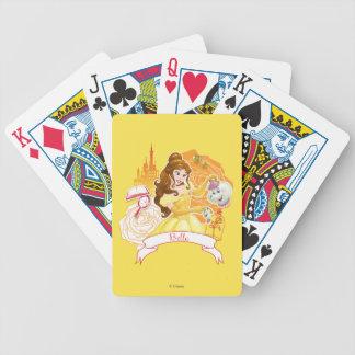 Belle - att bry sig och tjusa spelkort