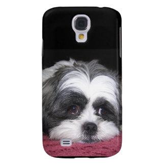 Belle den Shih Tzu hunden Galaxy S4 Fodral