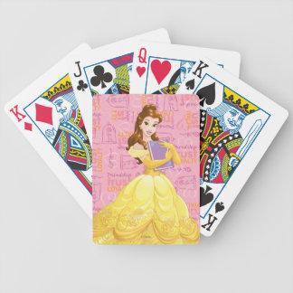 Belle uttrycklig   dig spelkort
