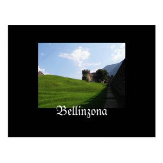Bellinzona Schweitz Vykort