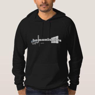 bemaniso-rsphoodie tröja med luva