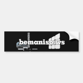 #bemanisostickit bildekal