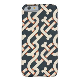 Benar ur det geometriska mönster barely there iPhone 6 fodral