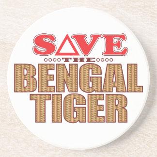 Bengal tigerspara underlägg