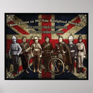 Benighted Muckers affisch