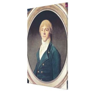 Benjamin Delessert Canvastryck