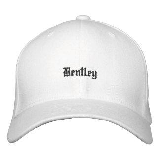 Bentley broderade hatten broderade baseball kepsar