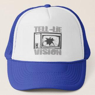 Berätta-Ljuga-Vision Truckerkeps