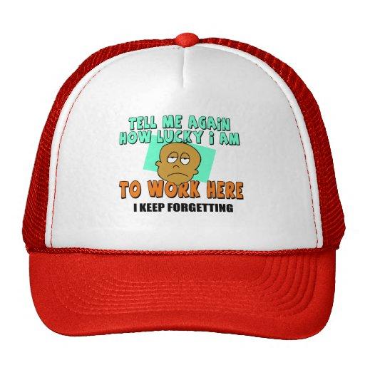 Berätta mig hur lyckliga I-förmiddagT-tröja och gå Baseball Hat