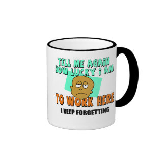Berätta mig hur lyckliga I-förmiddagT-tröja och gå Kaffe Muggar